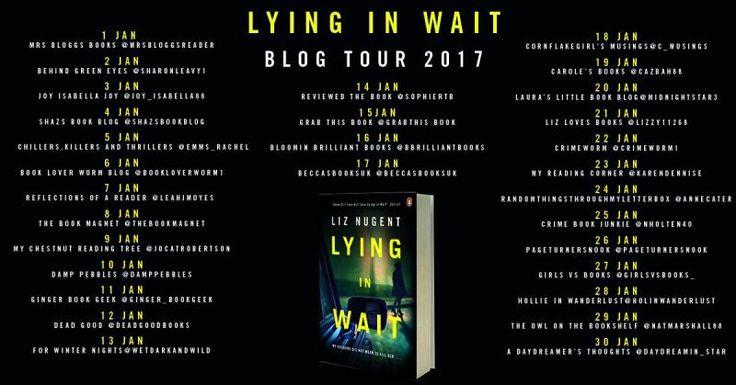 LYING IN WAIT BLOG TOUR