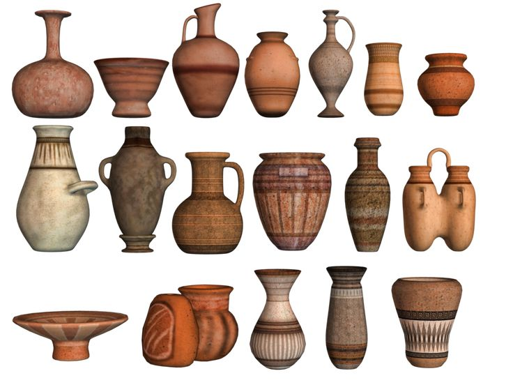 Pottery 02 PNG Stock by Roys-Art on DeviantArt