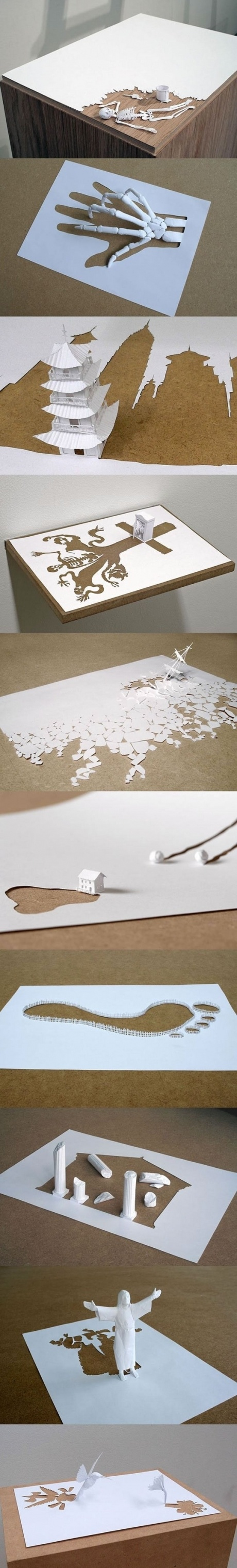 Awesome Paper Art