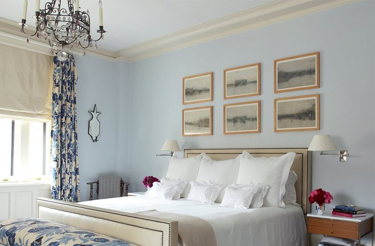 6 tranquil paint colors for a dream bedroom paint colors - Painting bedroom walls different colors ...