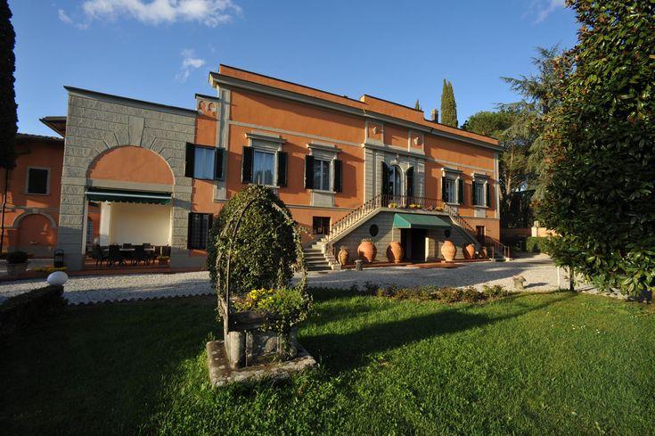 Veelzijdige agriturismo bij Pistoia, Toscane geschikt voor zowel bed and breakfast tijdens een romantisch weekendje weg, als een wellness weekend, of als een bijzondere overnachting tijdens een citytrip.