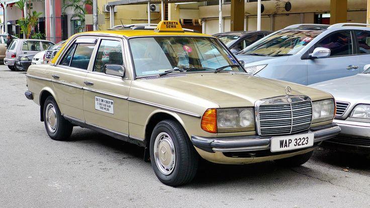 Alle Größen | Mercedes 200 Taxi W123 in Kuala Lumpur 28.9.2017 3208 | Flickr - Fotosharing!