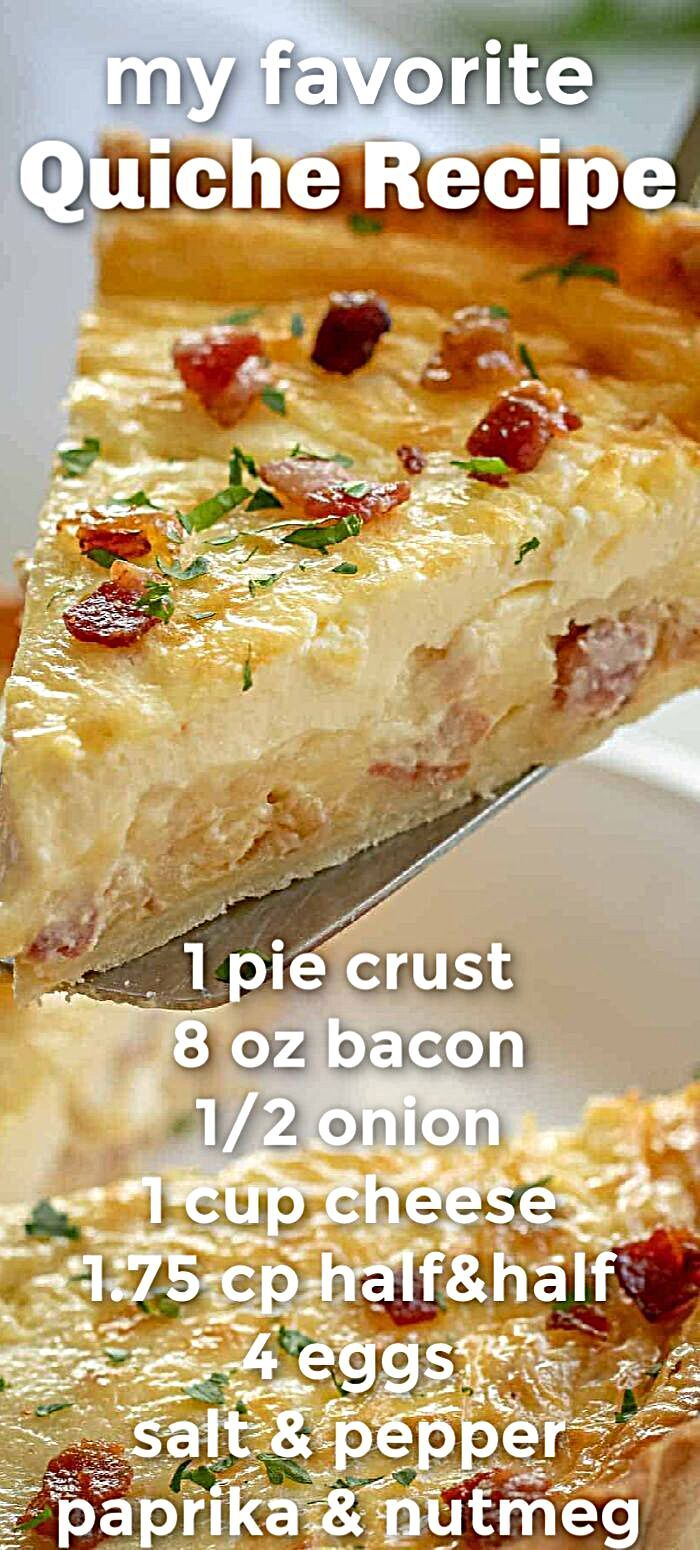 Quiche Recipe The Best Quiche Recipe Everyone Needs In 2020 Quiche Lorraine Recipe Quiche Recipes Recipes