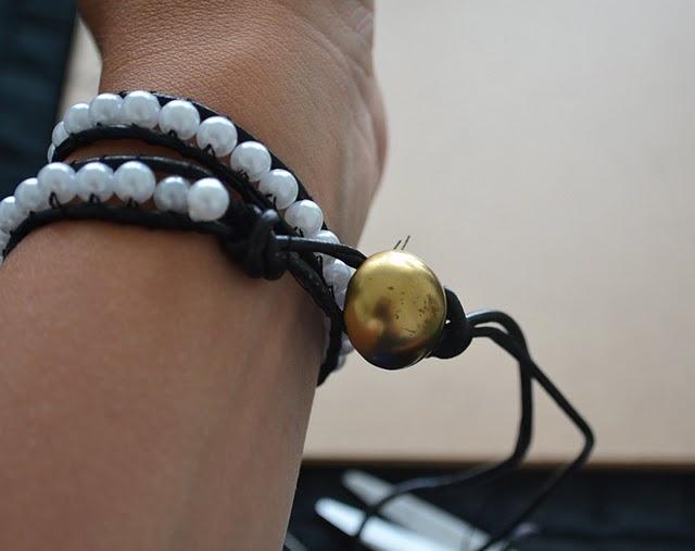 excellent wrap bracelet tute