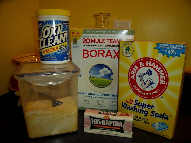 how to make baking soda into washing soda