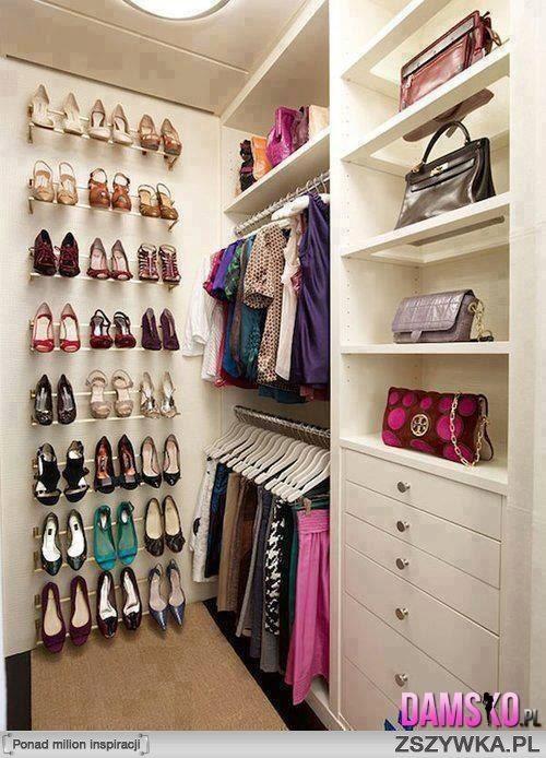 62 besten c l o s e t bilder auf pinterest ankleidezimmer begehbarer kleiderschrank und. Black Bedroom Furniture Sets. Home Design Ideas