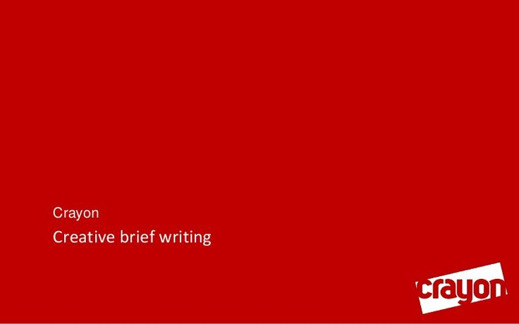 write a creative brief for an ad agency
