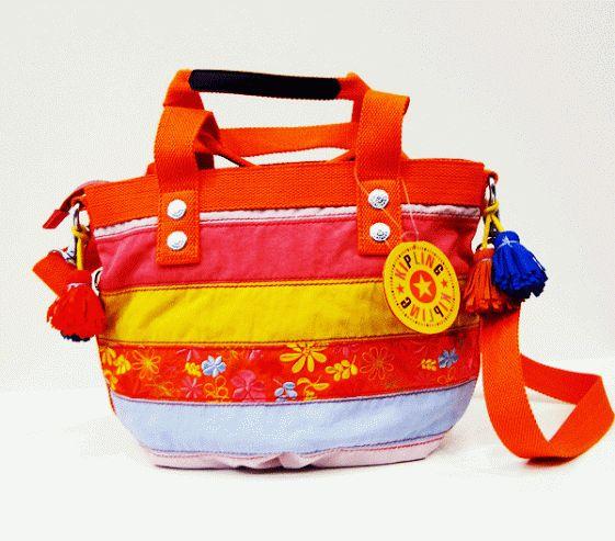 Μία τσάντα Kipling από Τzoukas Bags & Accessories αξίας 98 ευρώ | HappyStar.gr