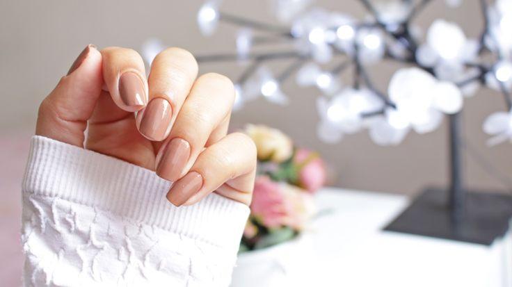 Esmalte açucar mascavo da Vult. #nails