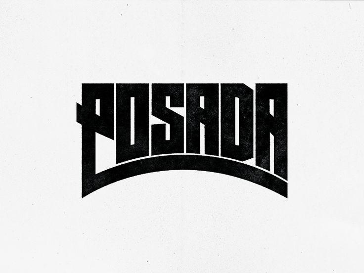DJ POSADA Logo
