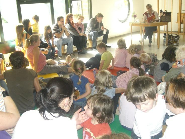 Kita Lesung in Fröndenberg am 11. Juli 2012