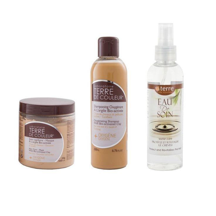 L'Oxygénant (chute de cheveux & pellicules sèches)