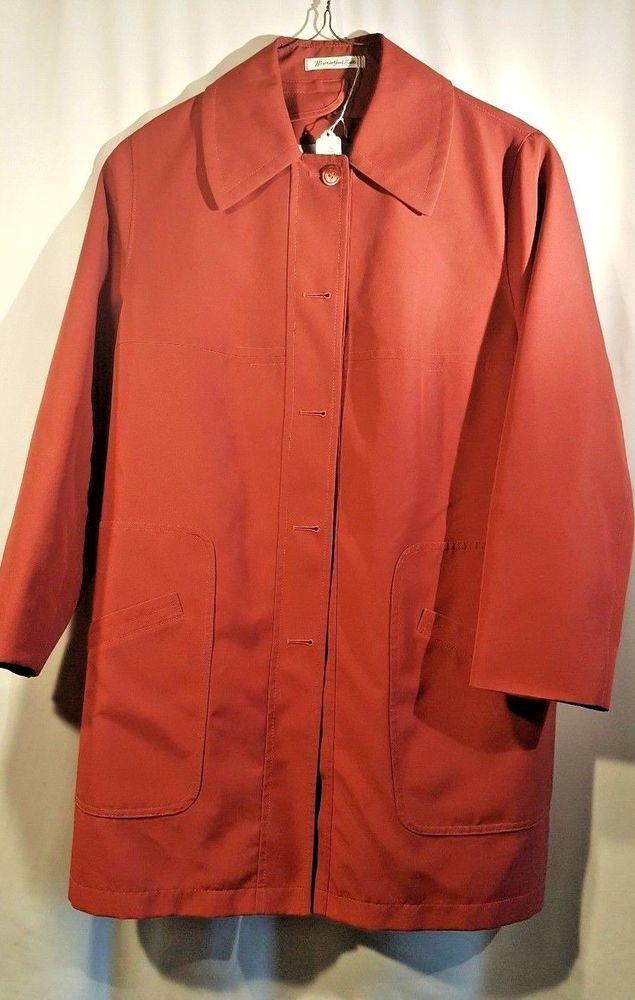 Vintage Women's Rain Coat 1950's  #Unbranded