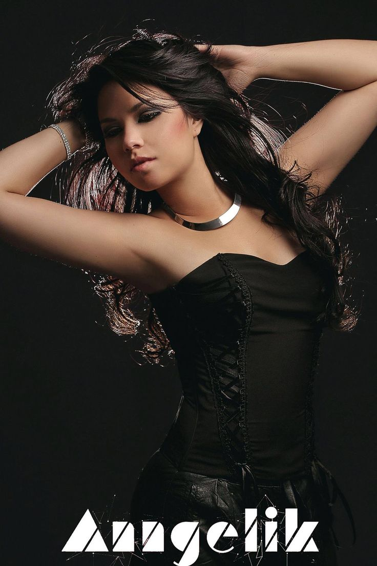 Anngelik cantante colombiana