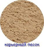 Карьерный песок в Ногинске