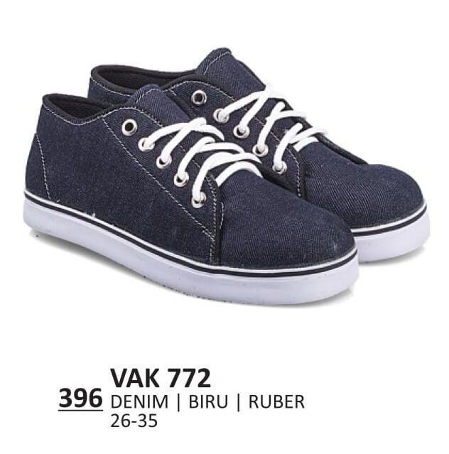 Sepatu Sneaker / Lifestyle / Sekolah Anak Perempuan – VAK 772