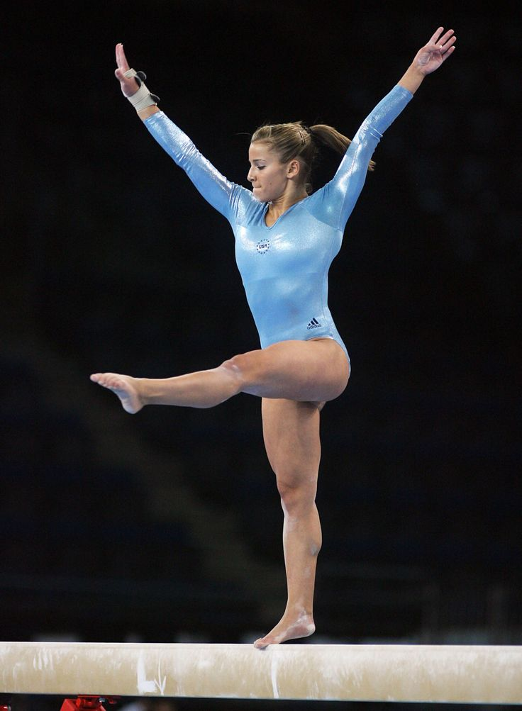 Alicia Sacramone Nude Photos 44
