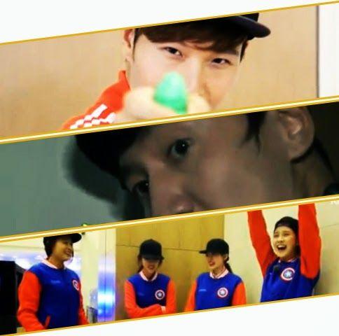 Entertainment Korea: SBS Running Man | Kook-minator, Sherlock Holmes, and The Lol-Lol's