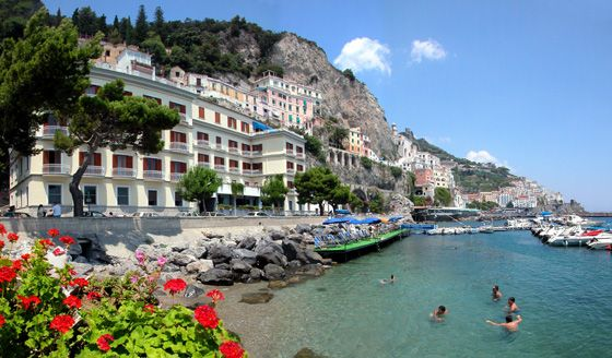 La Bussola Hotel Amalfi Coast