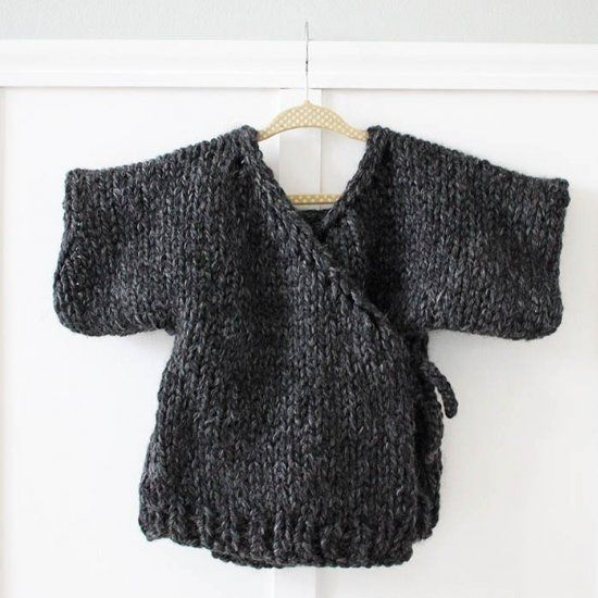 Easy Sweater Knitting Pattern For Beginners : Best images about free knitting patterns on pinterest