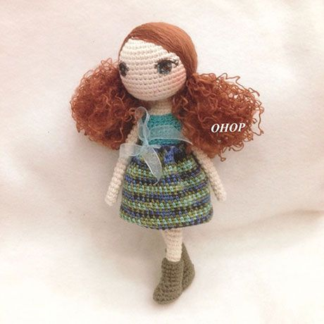 Crochet Amigurumi Made Easy Magazine : 17 Best images about Crochet - Miniature/Doll on Pinterest ...