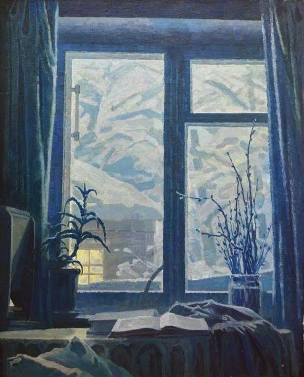 некоторые люди картинки на тему за окном зима болезнью
