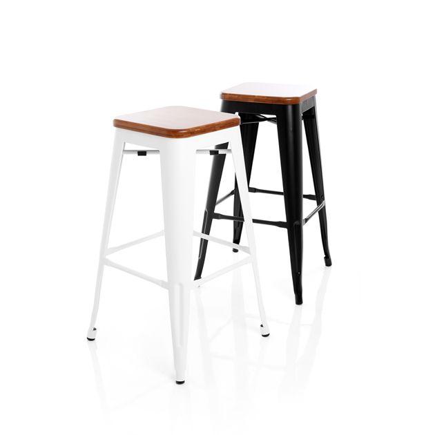 3x - Kitchen Bar - Color: White, 1125 SEK
