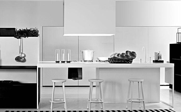 Cucina moderna e flessibile Radical | Elmar Cucine