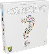 Trouver un mot ou une expression à partir de catégories... ♥♥♥   4-12 joueurs,  parti de 10 ans, 40 mn  mais en fait on peut jouer à deux, le temps qu'on veut et même sans compter les points :-) http://www.trictrac.net/jeu-de-societe/concept/infos