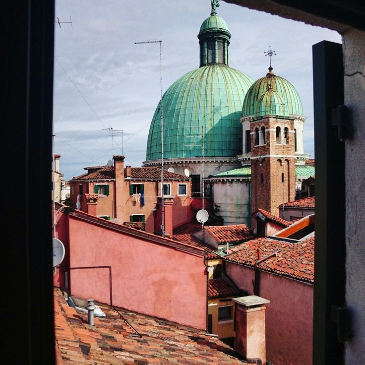 San Simeon Piccolo, Venezia