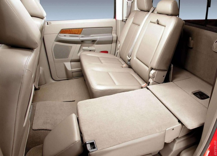 2006 Dodge Ram Mega Cab Now That S Backseat Leg Room