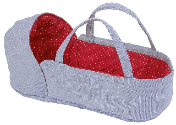 PEQUEÑO CUCO PARA MUÑECAS BÚHO En esta bolsa las niñas s pueden llevar a sus bebés muñeca de paseo.  Acolchado con algodón poliéster. Lavado a 30 ° C ciclo suave. Para muñecos o muñecas de largo máximo 30 cm aprox. Adecuado para niños de más de 18 meses. Medidas aproximadas: 18x35 cm Materiales: Textil Edad recomendada: A partir de 1 año PVP: 18,95 € #muñecas