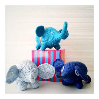 Virkade elefanter