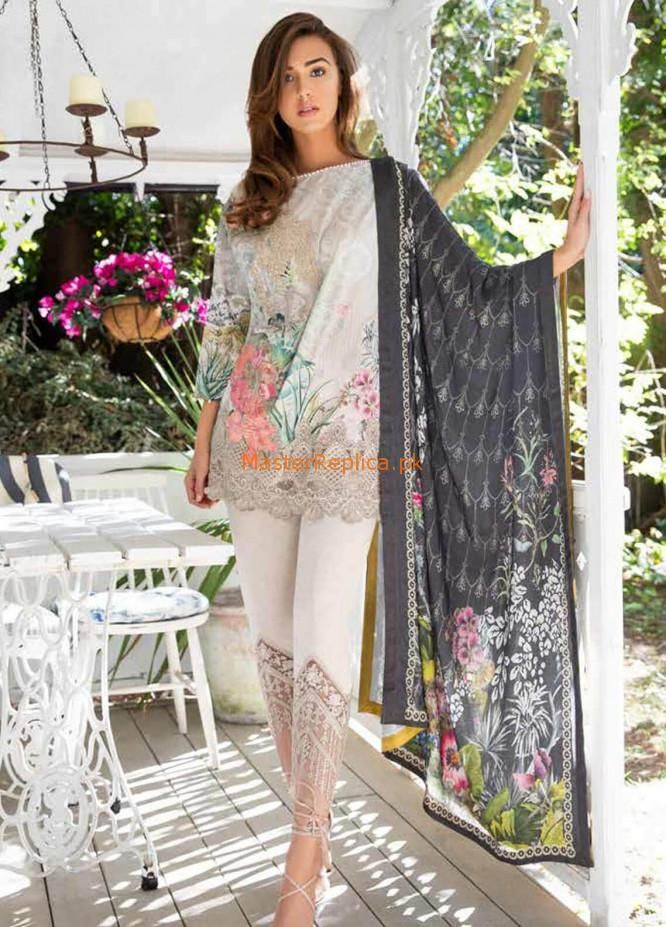 0a71d46c2f SOBIA NAZIR Lawn Master Replica 2019 in 2019 | princess cute cutie |  Pakistani street style, Pakistani dresses, Winter collection