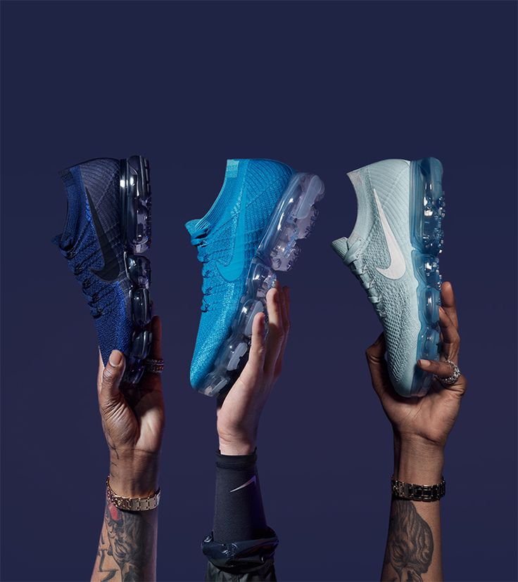Take a look behind the design at the Nike Air Vapormax Flyknit 'Day to Night' Collection. Stay a step ahead of the latest sneaker launches and drops.