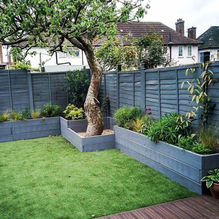 Nous avons vérifié le récent projet de transformation du jardin d'un jeune couple à Streatham