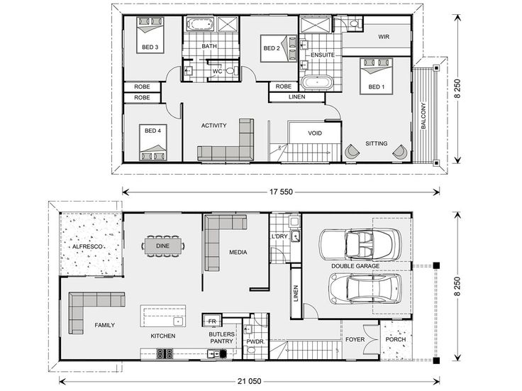 21 Best Images About Narrow Block House Plans On Pinterest