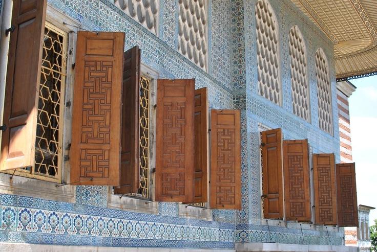 Istanbul - palace.