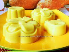 Resep Puding Susu Jagung Lembut | Resep Masakan Indonesia (Indonesian Food Recipe)