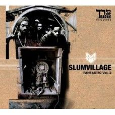 "Slum Village : Fan-Tas-Tic Vol. 2 (2LP/7"") (Vinyl) (Rap and Hip Hop)"