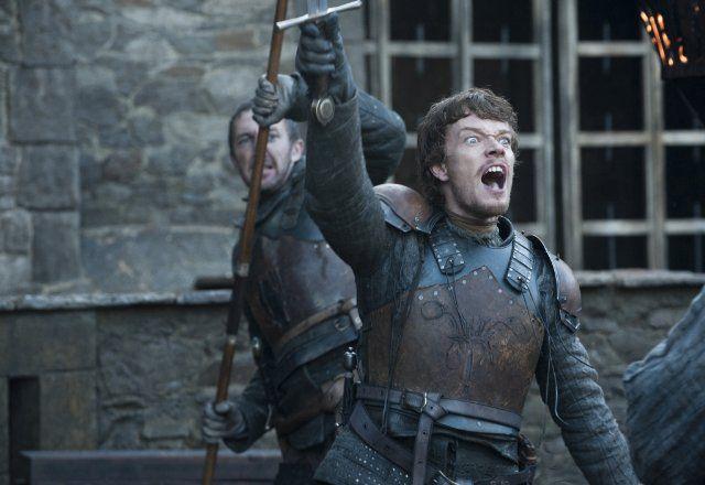 Theon Greyjoy (Alfie Allen) in Game of Thrones