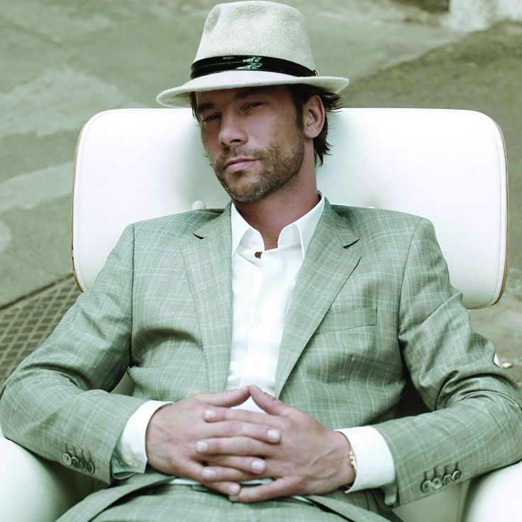 Jamiroquai (or Jay Kay at least, it's hard to find good pics of the entire band) omg I love this guys shit