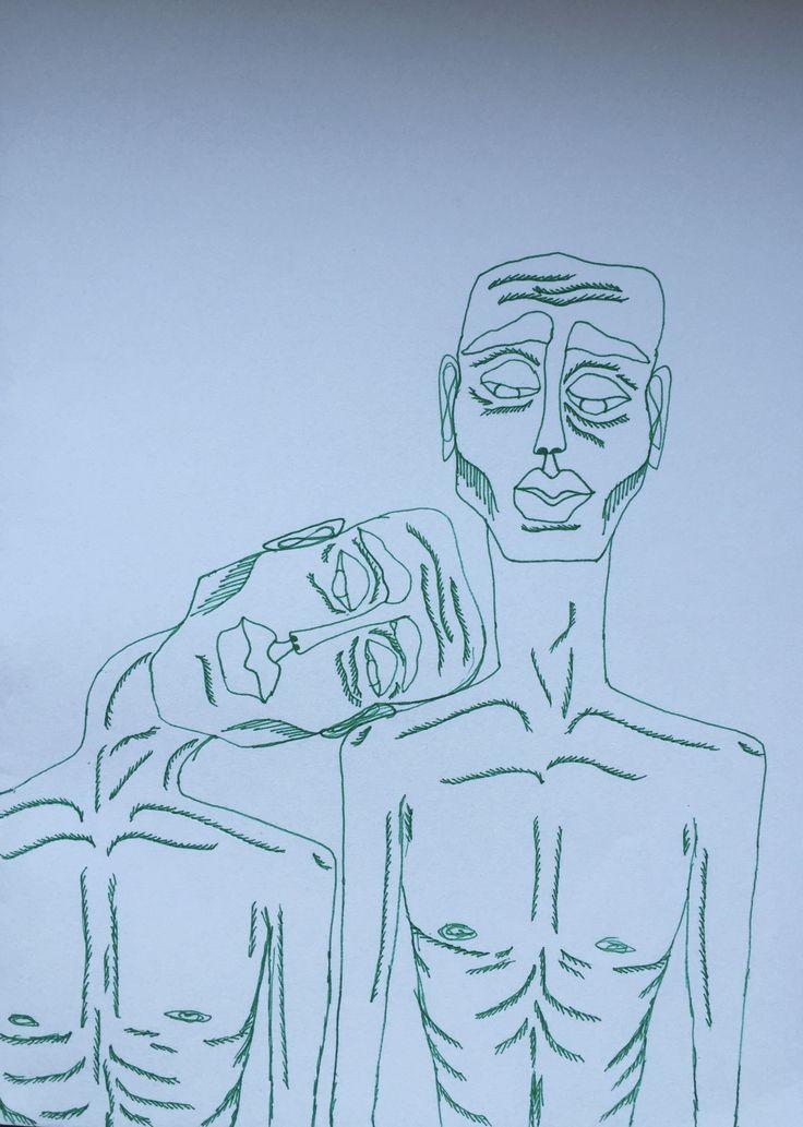 Lean on me. - Astrid Rosenberg
