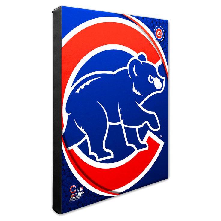 """Chicago Cubs 16"""" x 20"""" Pop Art Photo - $63.99"""