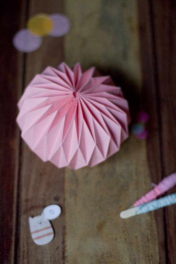 Best 25+ Origami ball ideas on Pinterest | Paper balls ... - photo#19