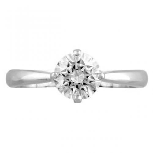 Eternity Ring (Four-Prong Classic Model)