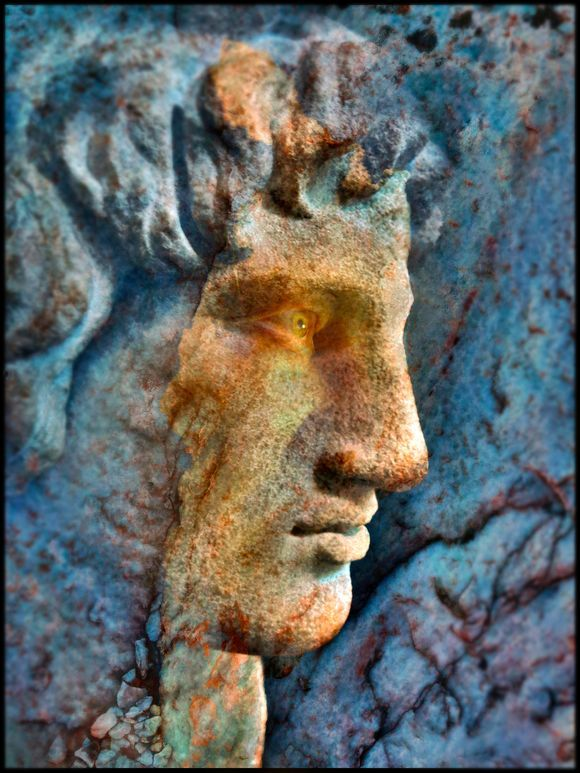 Alexander the Great Resurrected in Stone