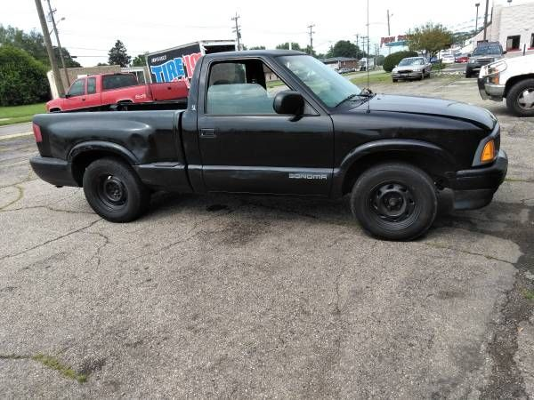 Parting Out 1997 Chevy s10
