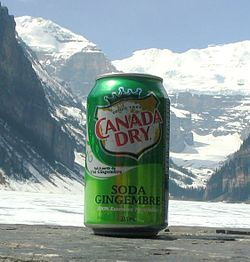 Canada Dry GingerAle - invented by pharmacist and chemist John J. McLaughlin in 1904.