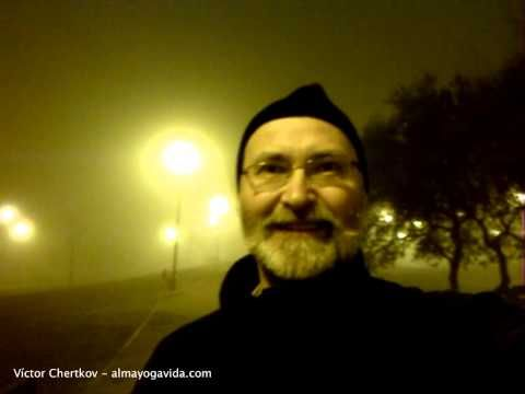 Mañana con niebla 9 enero 2014 - YouTube #conciencia #naturaleza #niebla #disfrutar